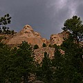 Dramatic Rushmore by John Malone