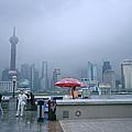 Dramatic Shanghai by Shaun Higson