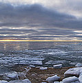 Dramatic Skies After Sunrise by Leda Robertson
