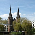 Drawbridge - Delft - Netherlands by Christiane Schulze Art And Photography