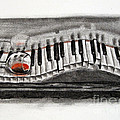The Piano Has Been Drinking... by A R