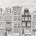 Drawn To Amsterdam by Jon Cotroneo