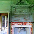 Drayton Fireplace 2 by Randall Weidner