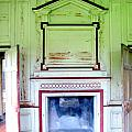 Drayton Fireplace 3 by Randall Weidner