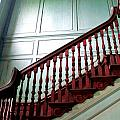 Drayton Staircase 1 by Randall Weidner