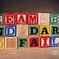 Dream Big And Dare To Fail by Art Whitton