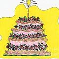Dream Cake by Maggie Pringle