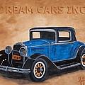 Dream Cars Inc. by Alex Izatt