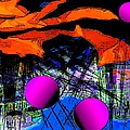 Dream City by Romuald  Henry Wasielewski
