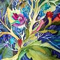 Dream Foliage by Judy Hopkins
