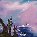 Dream by Artist Nandika  Dutt