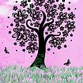 Dreaming Of Spring by Rhonda Barrett