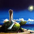 Dreams Before I Awake By Shawna Erback by Erback Art