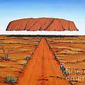 Dreamtime Australia by Jerome Stumphauzer