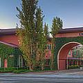 Dreamworks Studio Burbank Glendale Ca Panorama  by David Zanzinger