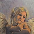 Dreamy Angel by Dorina  Costras
