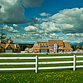 Dreamy Farmhouse by Eti Reid