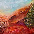 Dreamy Landscape by Lilia D