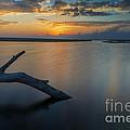 Dreamy Sunset by Arik Baltinester