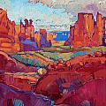 Drenched in Spring by Erin Hanson