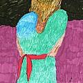 Dress Back by Elinor Helen Rakowski