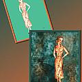 Dress Design 18 by Judi Quelland