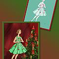 Dress Design 47 by Judi Quelland