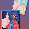 Dress Design 52 by Judi Quelland