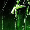 Dressed Myself In Green  by Susan Carella