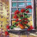 Dressing Room Window by John Williams