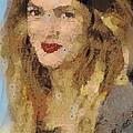 Drew Berrymore by Catherine Lott