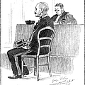 Dreyfus Affair 1899 by Granger