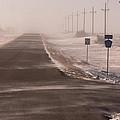Drifting County 23 by Wayne Vedvig
