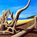 Driftwood - Nature's Artwork by Frederic Kohli