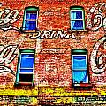 Drink Coca-cola by Benjamin Yeager