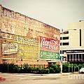 Drink Coca Cola by Scott Pellegrin