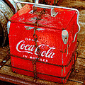 Drink Coke In Bottles by David Lee Thompson
