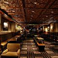 Driskill Hotel Upper Lobby by Judy Vincent