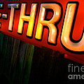 Drive Thru by Jacqueline Athmann