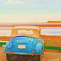 Drive To The Shore by Edward Fielding