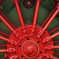 Drive Wheel by Paul W Faust -  Impressions of Light