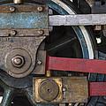 Drivin' Wheel by David Stone