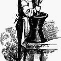 Druggist, 19th Century by Granger