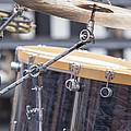 Drum Kit Set Closeup by Jit Lim