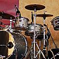 Drum Set by Aimee L Maher ALM GALLERY