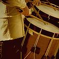 Drummers by Margie Hurwich