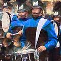 Drummers by Susan Savad