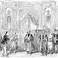 Drury Lane Theatre, 1854 by Granger