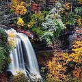 Dry Falls In Autumn by Lynne Jenkins