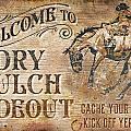 Dry Gulch Hideout by JQ Licensing